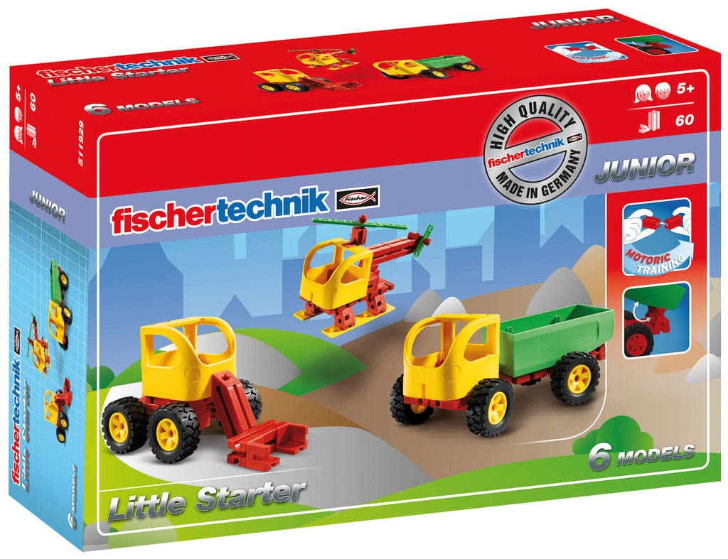 Fischertechnik Junior - Little Starter - 511929