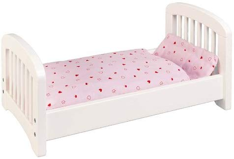 GOKI Dolls Bed without Linen - Wooden