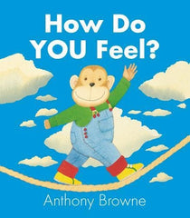 How do you Feel?- Board Book