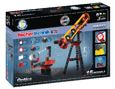 Fischertechnik PROFI 520399 Optics - 520399
