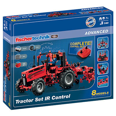 Fischertechnik Advanced Tractor Set IR Control - 524325