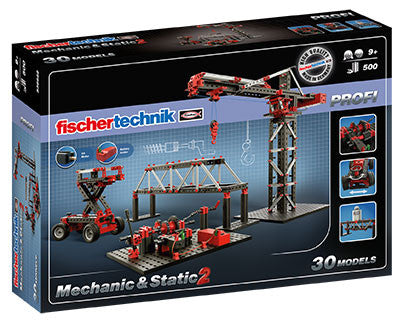 Fischertechnik Mechanics & Statics 2 - 536622