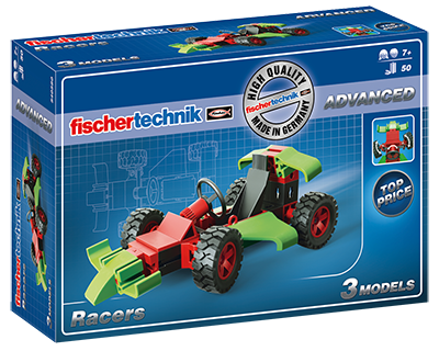 Fischertechnik Advanced Racer Set - 540580