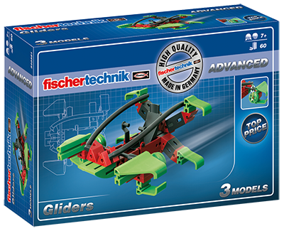 Fischertechnik Advanced Glider - 540581