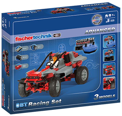 Fischertechnik Advanced BT Racing Set -  540584