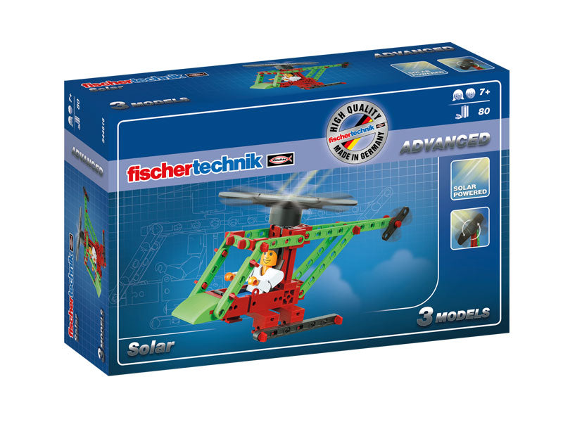 Fischertechnik Advanced Solar - 544616