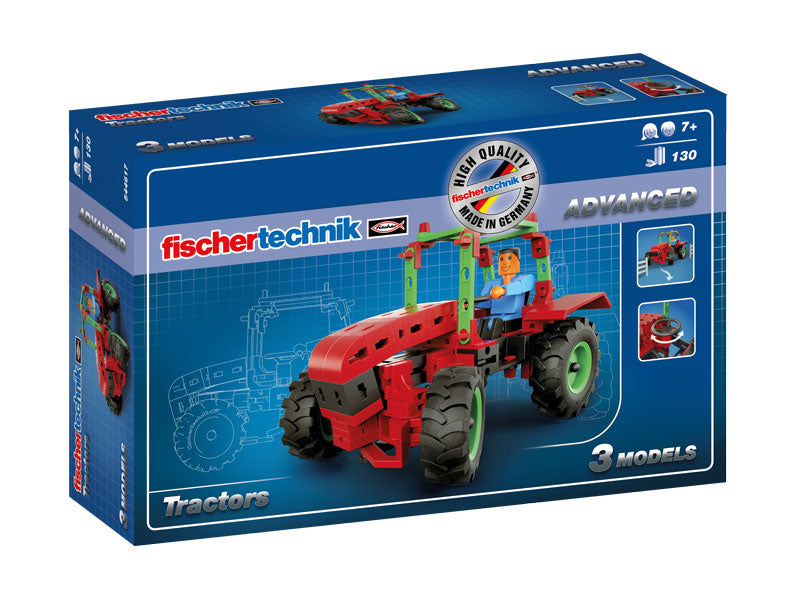 Fischertechnik Advanced Tractors - 544617