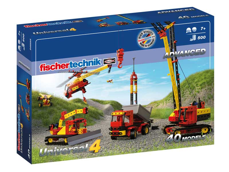 Fischertechnik Advanced Universal 4 - 548885