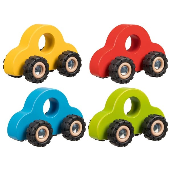 GOKI Vehicle - Vehicle – Car Handle - Assorted Colours