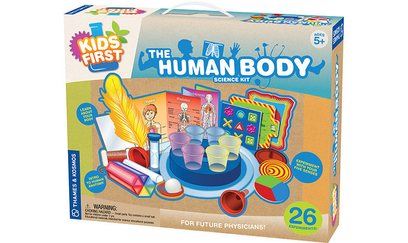 THAMES AND COSMOS Kids First Human Body Science