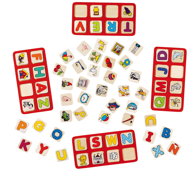 GOKI My ABC Dice Game