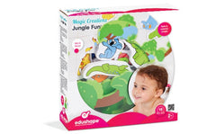 EDUSHAPE- TUB FUN Jungle Fun