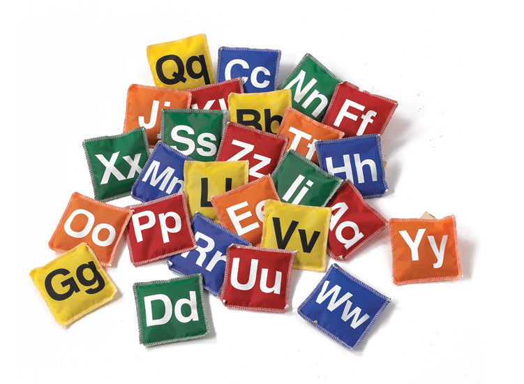 EDX Education - Alphabet Bean Bags - Set of 26