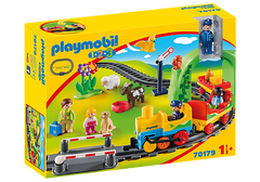 PLAYMOBIL 123 - My First Train Set - 70179