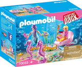 PLAYMOBIL Starter Pack - Seahorse Carriage - 70033