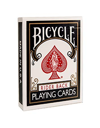 Bicycle Poker Red/Blue