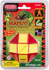 Duncan Serpent Snake Puzzle (Assorted Colours)