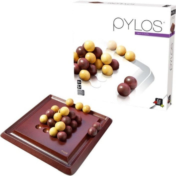 Pylos - wooden game