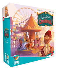 Monsieur Carrousel - Board Game
