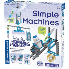 THAMES & KOSMOS - Intro to Mechanical Engineering Simple Machines - 665069
