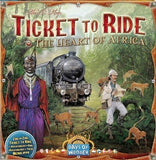 TICKET TO RIDE - Africa - Expansion