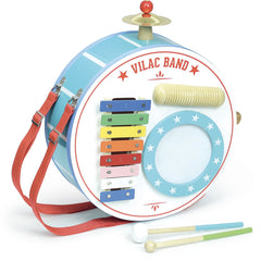 VILAC TOYS One Man Band Musical Toy