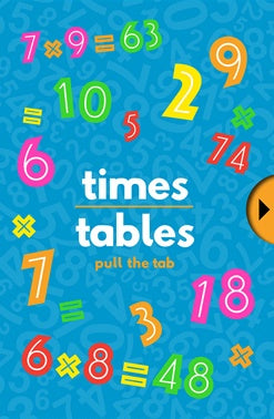 Pull the Tab Times Table Book