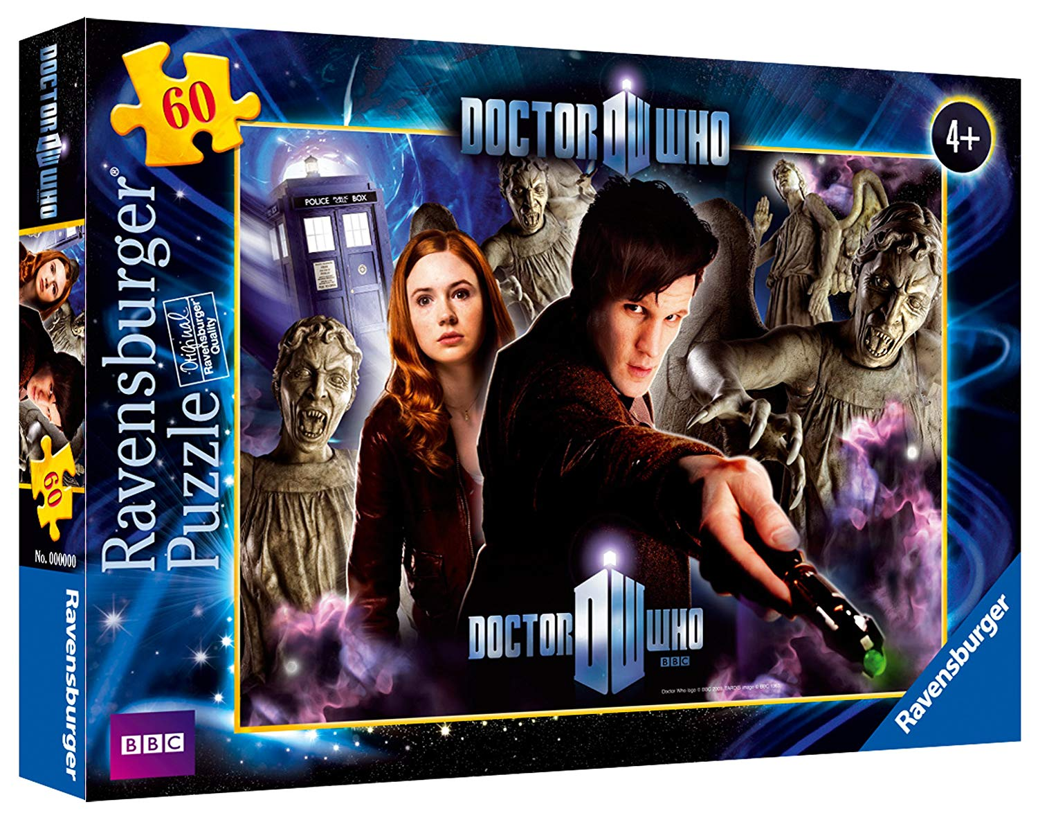 RAVENSBURGER Doctor Who 60 pc