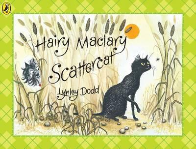 Hairy Maclary Scattercat- Paperback