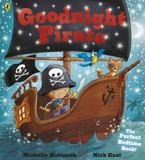 BOOK - Goodnight Pirate - Paperback