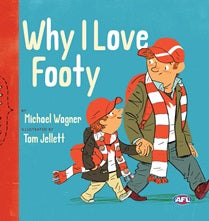 Why I Love Footy - Paperback