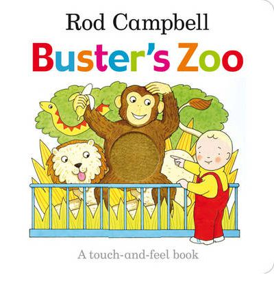 Buster's Zoo (Board)