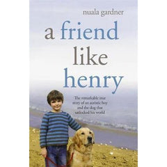A Friend Like Henry - Book
