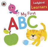 BOOK - Ladybird Learners: My First ABC - Board Book