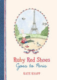 Ruby Red Shoes Goes To Paris - Hardback
