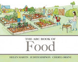 ABC Book of Food - Hard Back Book