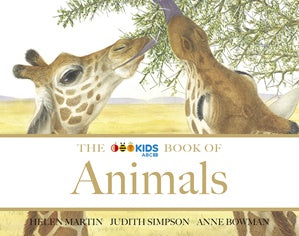 ABC Book of Animals - Picture Book - Paperback