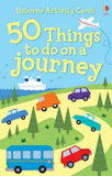 50 Things to do on a Journey - Cards