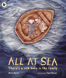 BOOK- All At Sea - Picture Book