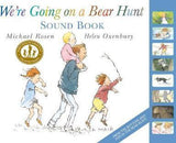 We're Going on a Bear Hunt, Sound Book - Hardback