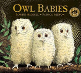 Owl Babies 25th Anniversary Edition - Board Book