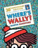 BOOK - Where's Wally? 30th Anniversary - Activity Book