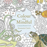 BOOKS - Colour Me Mindful: Underwater