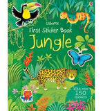 Usbone - First Sticker Book Jungle