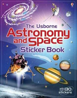 Usborne - Astronomy and Space Sticker Book