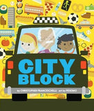 BOOK - City Block - Board Book