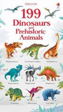 199 Dinosaurs And Prehistoric Animals - Board Book