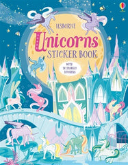 Usbone - Sticker Book - Unicorns