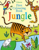 First Colouring Book - Jungle