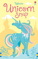 USBORNE Snap Cards Unicorn